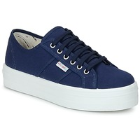 Shoes Women Low top trainers Victoria 9200 Marine