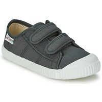 Shoes Children Low top trainers Victoria 6613K Anthracite