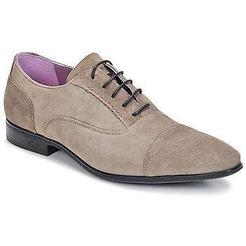 Shoes Men Brogues BKR KIPLIN Grey