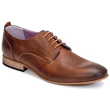 Shoes Men Derby Shoes BKR OLIVER Brown