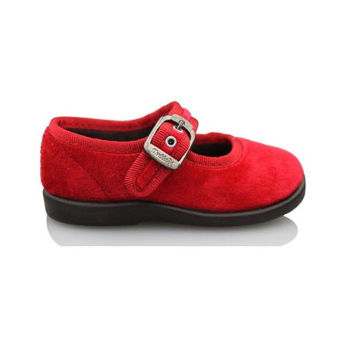 Shoes Girl Flat shoes Vulladi comfortable shoe girl RED