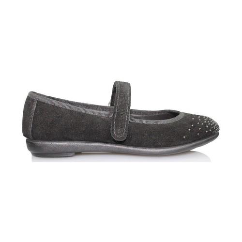 Shoes Girl Flat shoes Vulladi SERRAJE CAN BLACK