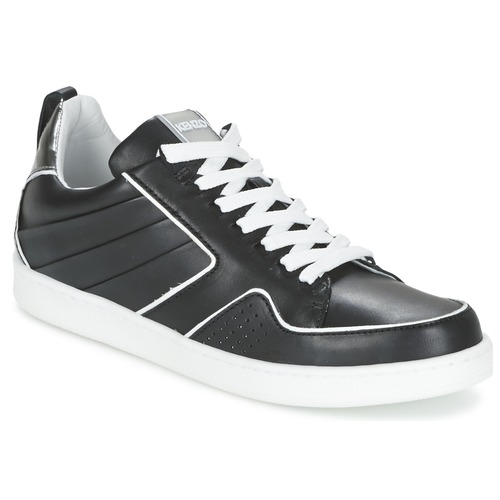 Shoes Women Low top trainers Kenzo K-FLY Black / Silver