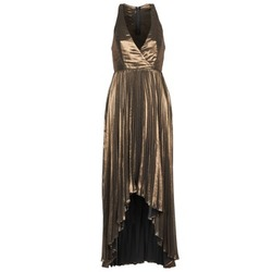 Clothing Women Long Dresses Manoukian 612556 GOLD