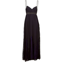 Clothing Women Long Dresses Manoukian 612933 Black