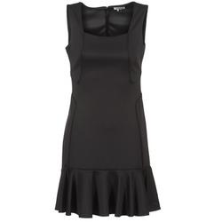Clothing Women Short Dresses Manoukian 612936 Black