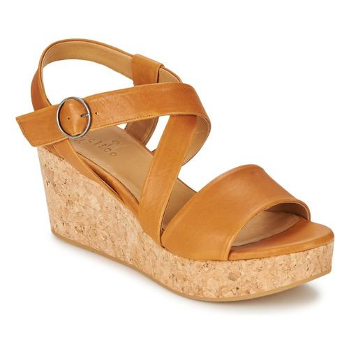 Shoes Women Sandals Coclico MEL Camel