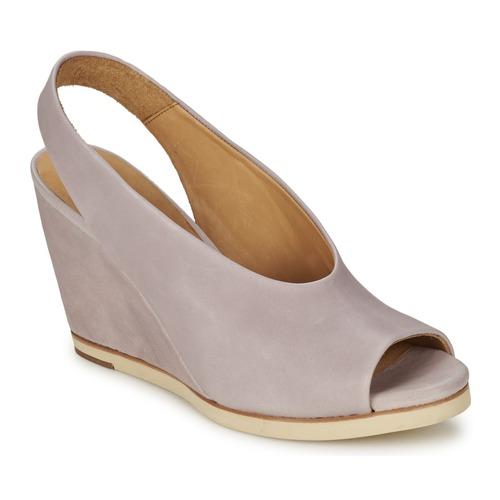 Shoes Women Sandals Coclico NELS Purple / Clear