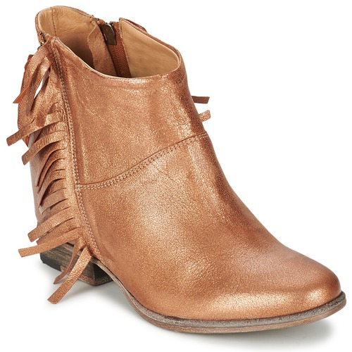 Shoes Women Ankle boots Catarina Martins MAGGIORE Pink / Metal