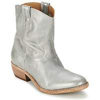 Shoes Women Mid boots Catarina Martins LIBERO Silver