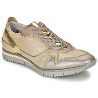 Shoes Women Low top trainers Manas  GOLD