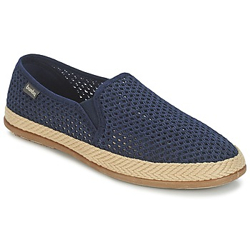 Shoes Men Slip ons Victoria COPETE ELASTICO REJILLA TRENZA MARINE