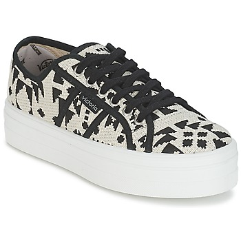 Low top trainers Victoria BASKET ETNICO PLATAFORMA