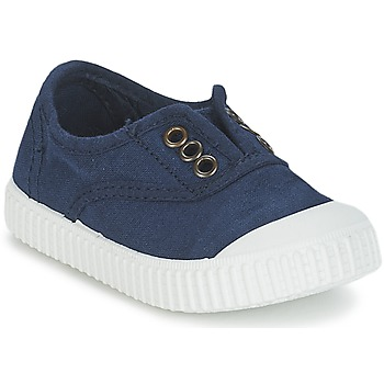 Low top trainers Victoria INGLESA LONA TINTADA