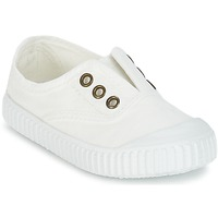Shoes Children Low top trainers Victoria INGLESA LONA TINTADA White