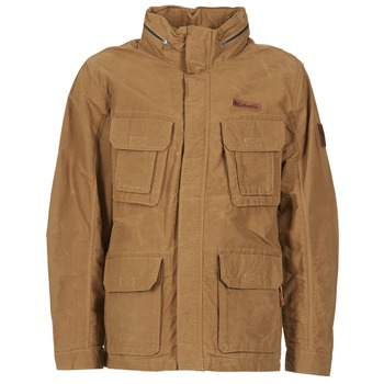 Clothing Men Parkas Columbia MENAMIN'S PASS CAMEL