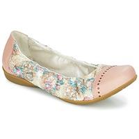 Shoes Women Flat shoes Dkode FARIS Pink