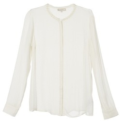 Clothing Women Shirts Cream PANSY Ecru