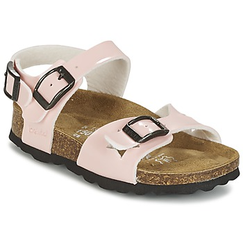 Shoes Girl Sandals Betula Original Betula Fussbett JEAN Pink
