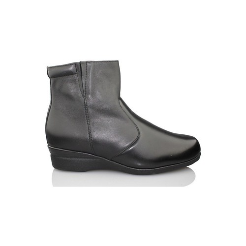 Shoes Women Ankle boots Dtorres SAPPORO B5B4 BLACK