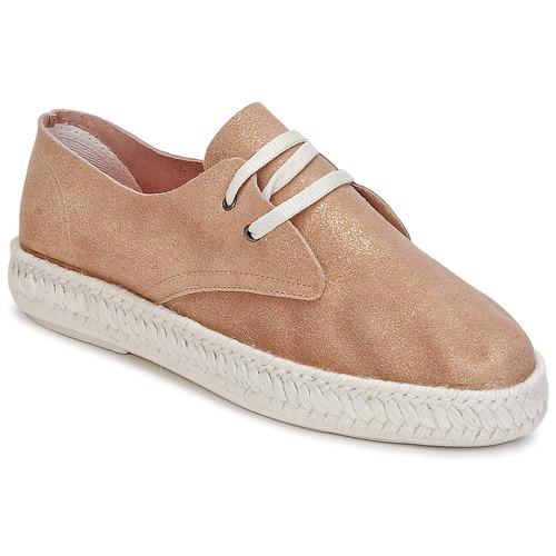 Shoes Women Espadrilles Bunker IBIZA Gold