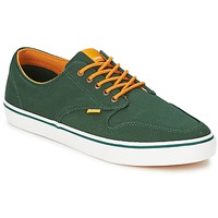 Shoes Men Low top trainers Element TOPAZ C3 Green Slate