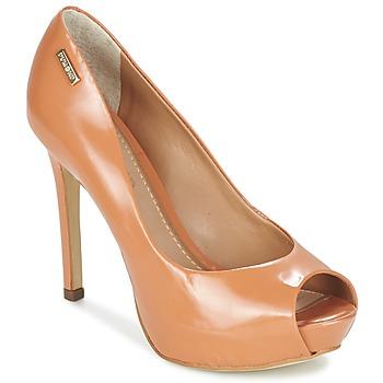 Shoes Women Heels Dumond BATOULOIE Beige
