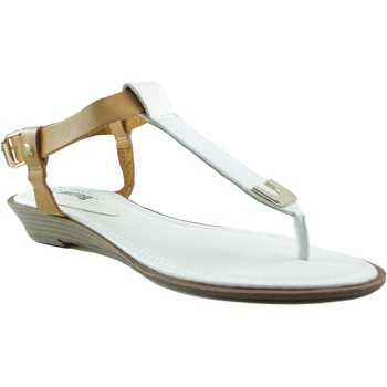 Shoes Women Sandals MTNG MUSTANG VACHE WHITE