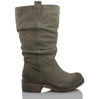 Mid boots MTNG MUSTANG women split