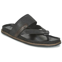 Shoes Men Sandals Levi's CHABOT FLIP FLOP Black