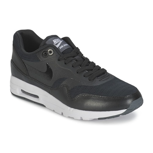 Shoes Women Low top trainers Nike AIR MAX 1 ULTRA ESSENTIAL W Black