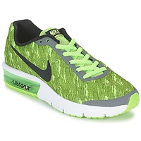 Low top trainers Nike AIR MAX SEQUENT PRINT JUNIOR