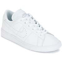 Shoes Children Low top trainers Nike TENNIS CLASSIC PREMIUM JUNIOR White