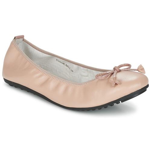 Shoes Women Flat shoes Mac Douglas ELIANE Pink