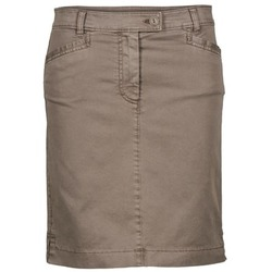 Clothing Women Skirts Marc O'Polo ANTERFLU Brown
