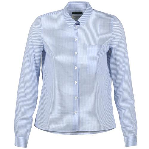 Clothing Women Shirts Marc O'Polo DEUZIA Blue