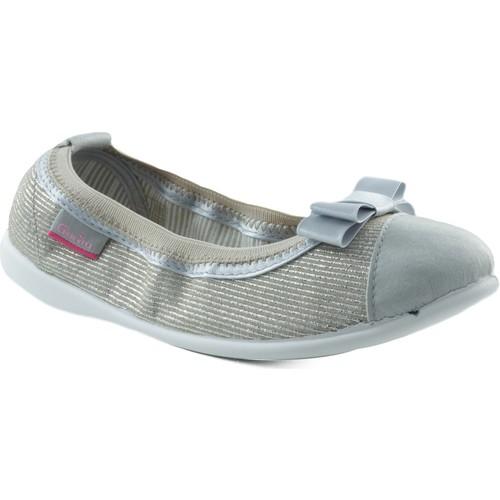 Shoes Girl Flat shoes Gorila CANVAS JUNCAL+ BEIGE