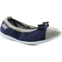 Shoes Girl Flat shoes Gorila CANVAS JUNCAL+ MARINE