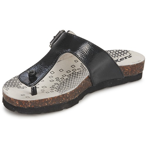 Shoes Girl Flip flops Kickers DITIK Black
