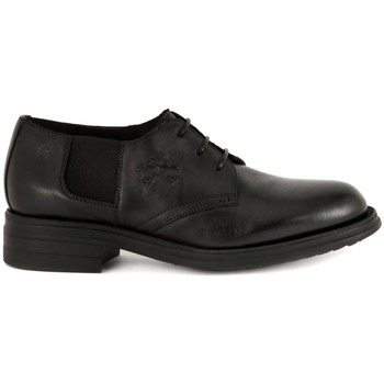 Shoes Men Derby Shoes La Martina OPUS NERO    112,9