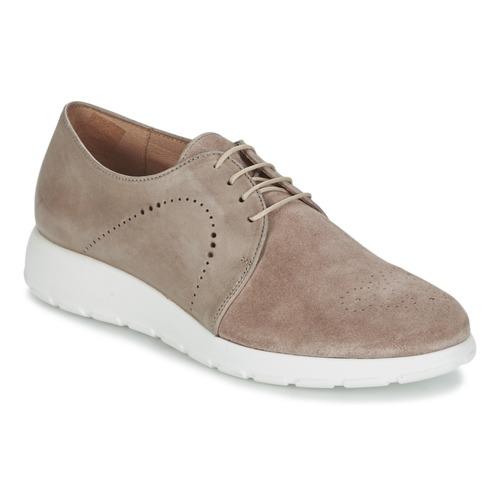 Shoes Women Derby Shoes Muratti BLEUENE Taupe