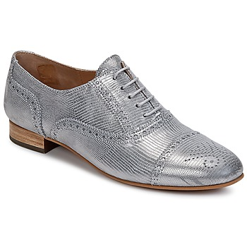 Shoes Women Derby Shoes Muratti DANITA Silver