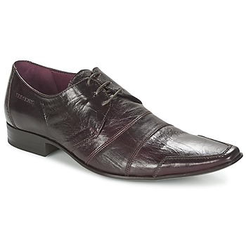 Shoes Men Derby Shoes Redskins VIVARDI Brown