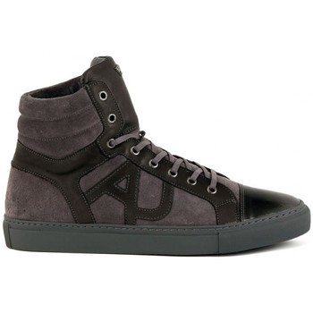 Shoes Men Hi top trainers Armani Jeans ARMANI JEANS SNEAKER GREY  174,1