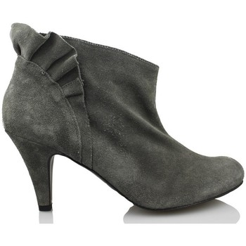 Shoes Women Shoe boots Vienty Botin GRAY WHEEL GREY