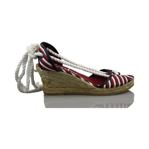 Shoes Women Espadrilles Vienty seaside shovel MARINE