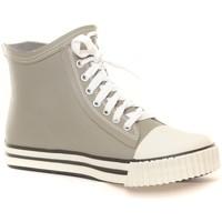 Shoes Women Hi top trainers Cassis Côte d'Azur Cassis No Blues Baskets Bolero gris Grey