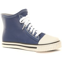 Shoes Women Hi top trainers Cassis Côte d'Azur Cassis No Blues Baskets Bolero marine Blue
