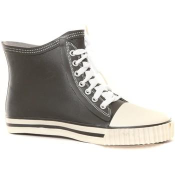 Shoes Women Hi top trainers Cassis Côte d'Azur Cassis No Blues Baskets Bolero noir Black
