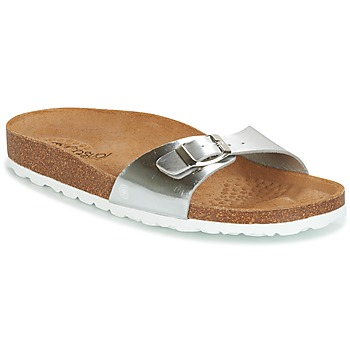 Shoes Women Mules Casual Attitude TERTROBAL Silver